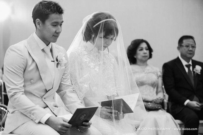 Marcus & Agnes by One Heart Wedding - 002