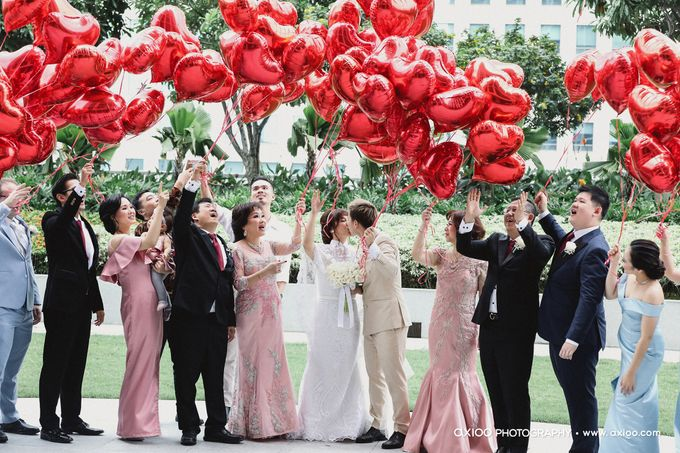 Marcus & Agnes by One Heart Wedding - 003