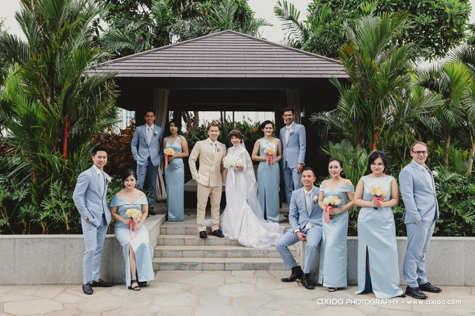 Marcus & Agnes by Fairmont Jakarta - 001