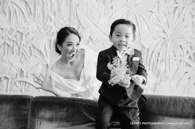 Michael & Patricia by One Heart Wedding - 006