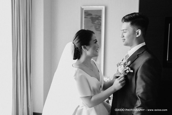 Michael & Patricia by One Heart Wedding - 007