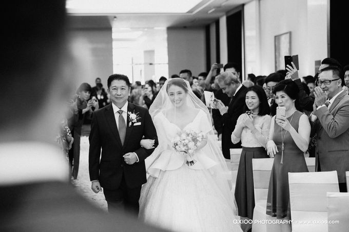 Michael & Patricia by One Heart Wedding - 009