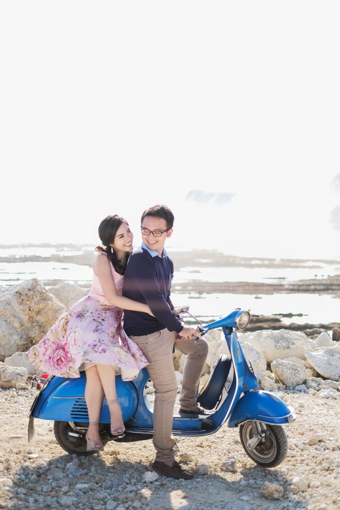 Prewedding of Nicho & Novi by Royal Photograph - 012