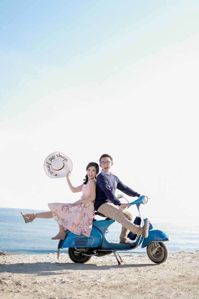 Prewedding of Nicho & Novi by Royal Photograph - 011