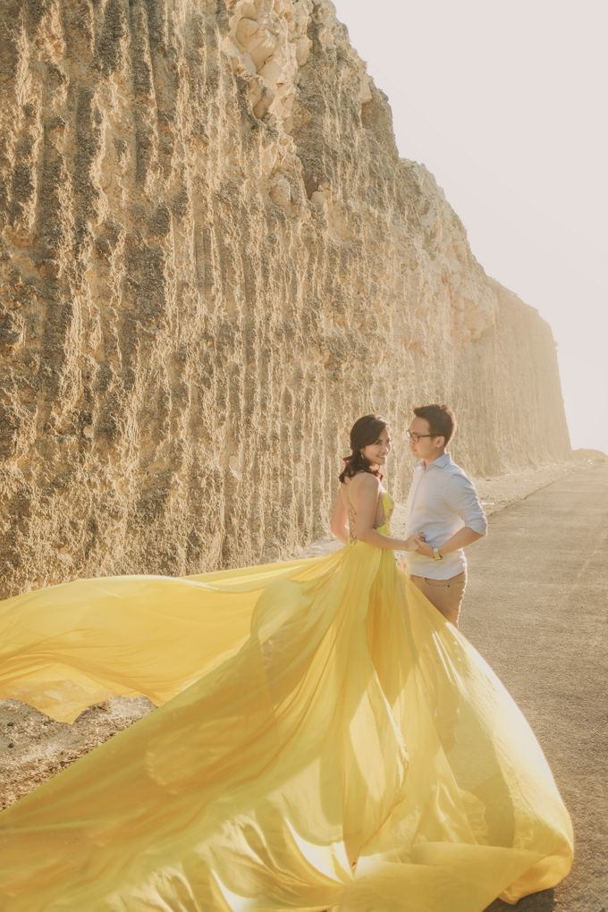 Prewedding of Nicho & Novi by Royal Photograph - 009