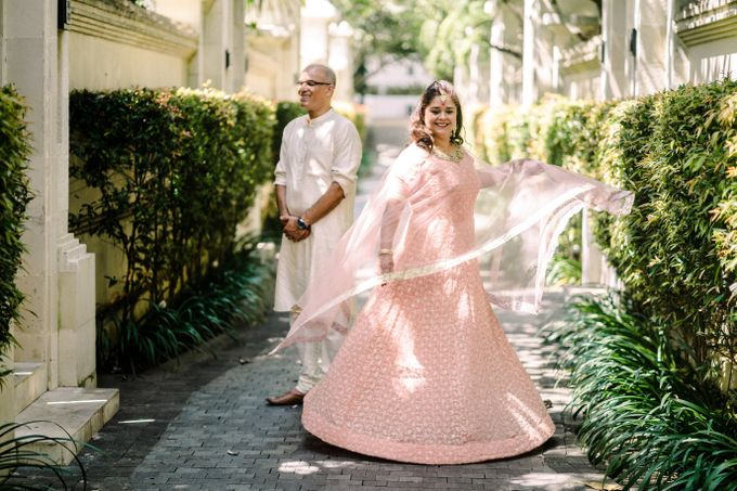 Seema & Nick by The Sakala Resort Bali - 007