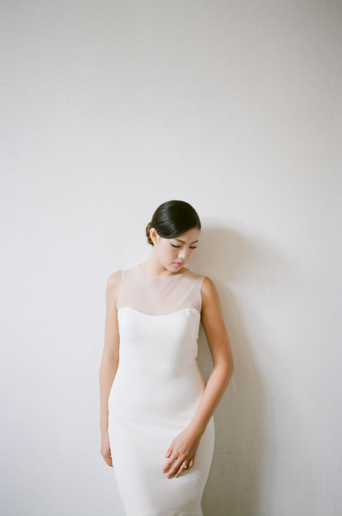 Asian Minimalist Editorial by The Prelude Bridal - 011