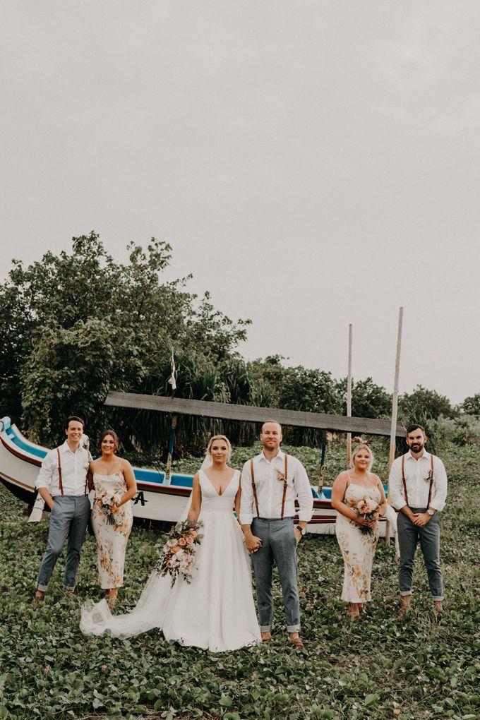Caitlin & Kenny Wedding by Holiday Inn Resort Baruna Bali - 002