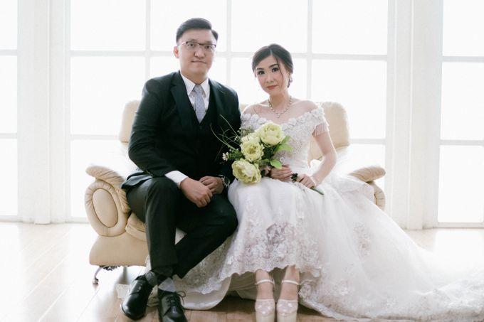 Prewedding Photoshoot of Felik & Shella by Favor Brides - 003