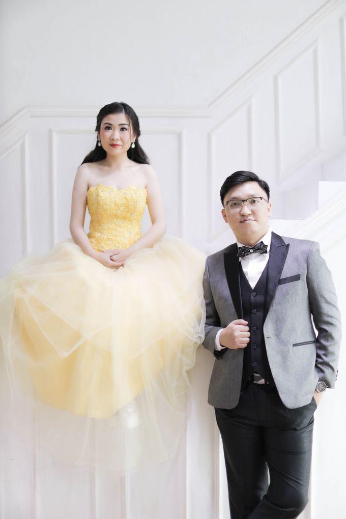 Prewedding Photoshoot of Felik & Shella by Favor Brides - 001
