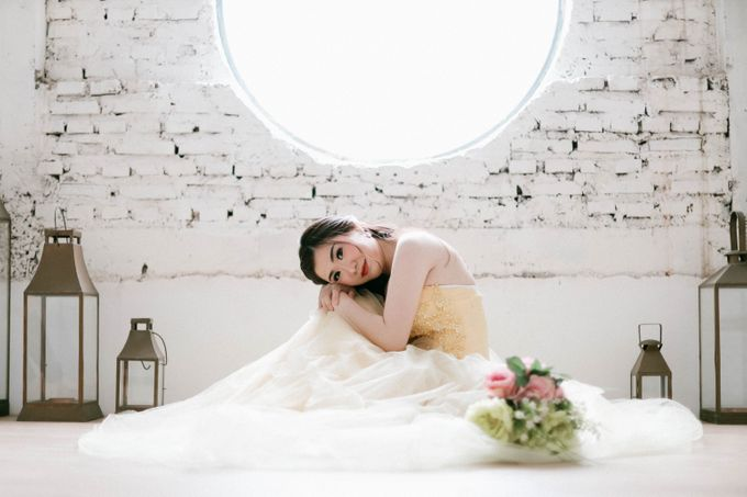 Prewedding Photoshoot of Felik & Shella by Favor Brides - 007