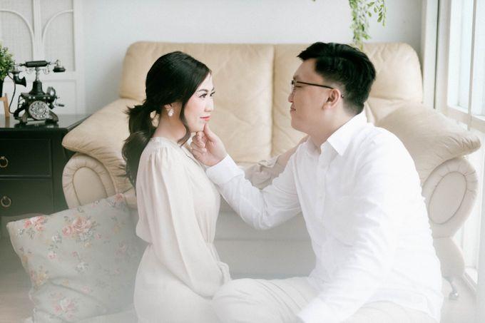 Prewedding Photoshoot of Felik & Shella by Favor Brides - 008