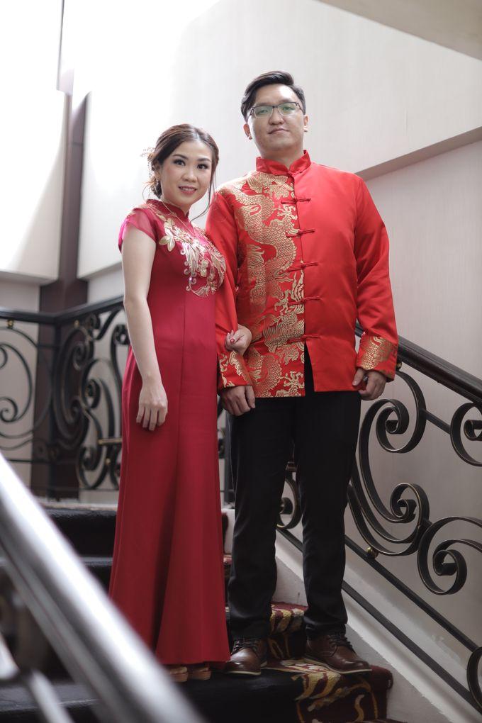 Felik & Shella Sangjit Day by Favor Brides - 007