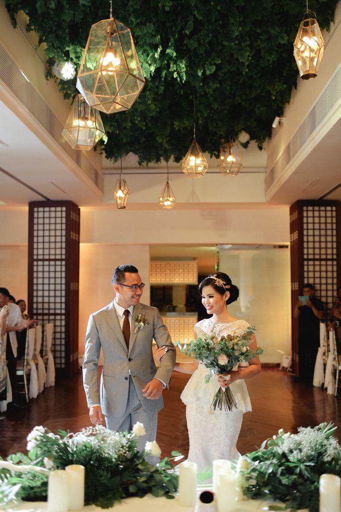 Abam & Melisa Wedding by LITANY - 001