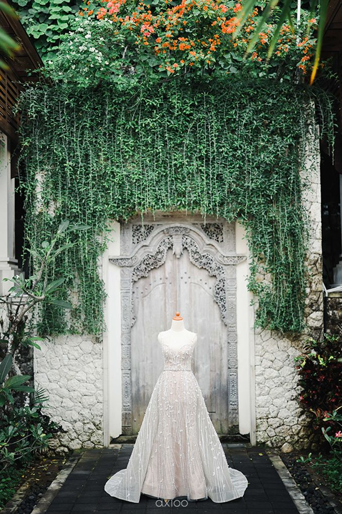 Romantic and Surprised Wedding by Magnifica Organizer - 006