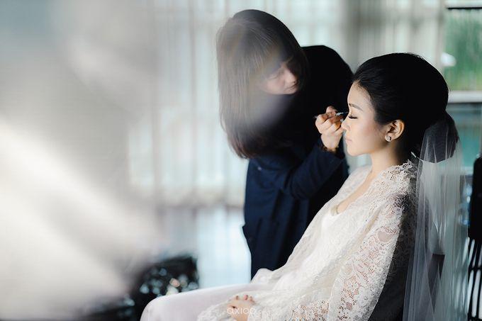 The Wedding of Asoen Wenny by Magnifica Organizer - 004