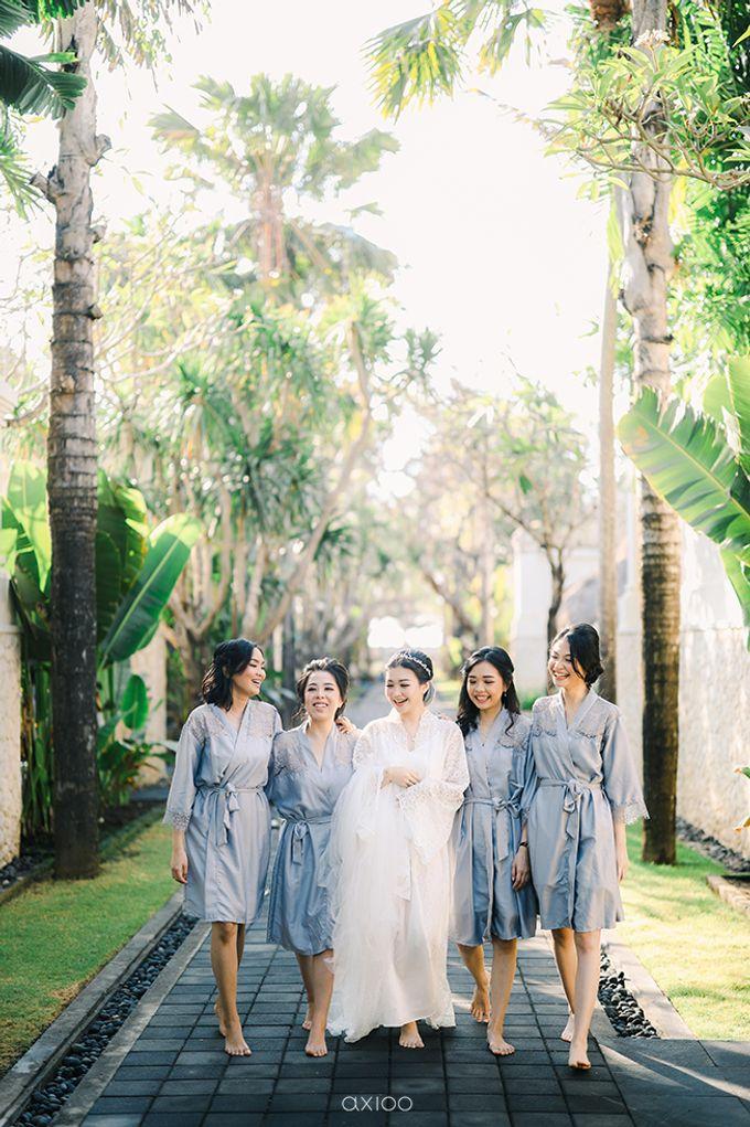 The Wedding of Asoen Wenny by Magnifica Organizer - 005