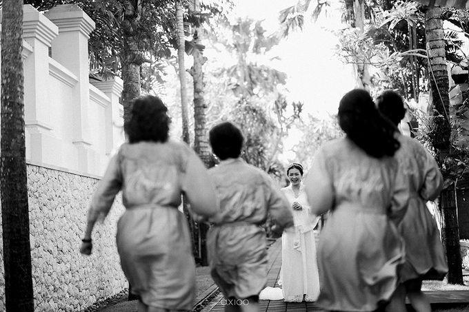 The Wedding of Asoen Wenny by Magnifica Organizer - 006