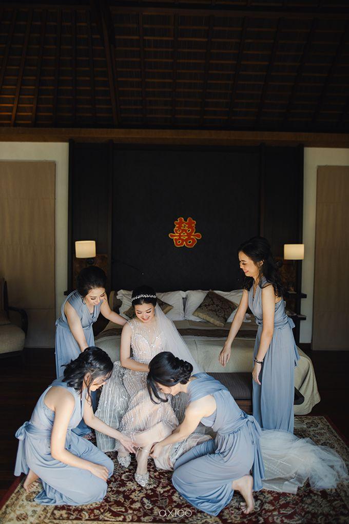 The Wedding of Asoen Wenny by Magnifica Organizer - 007