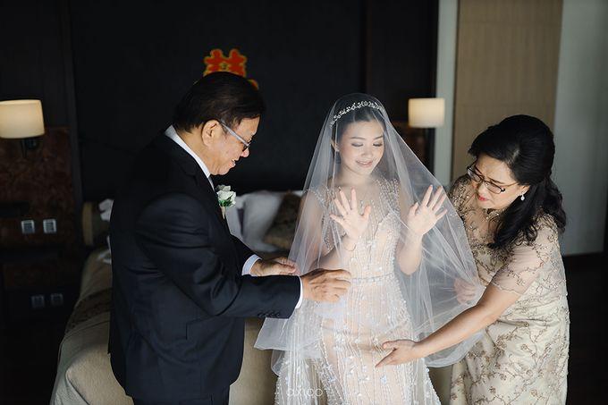 The Wedding of Asoen Wenny by Magnifica Organizer - 008