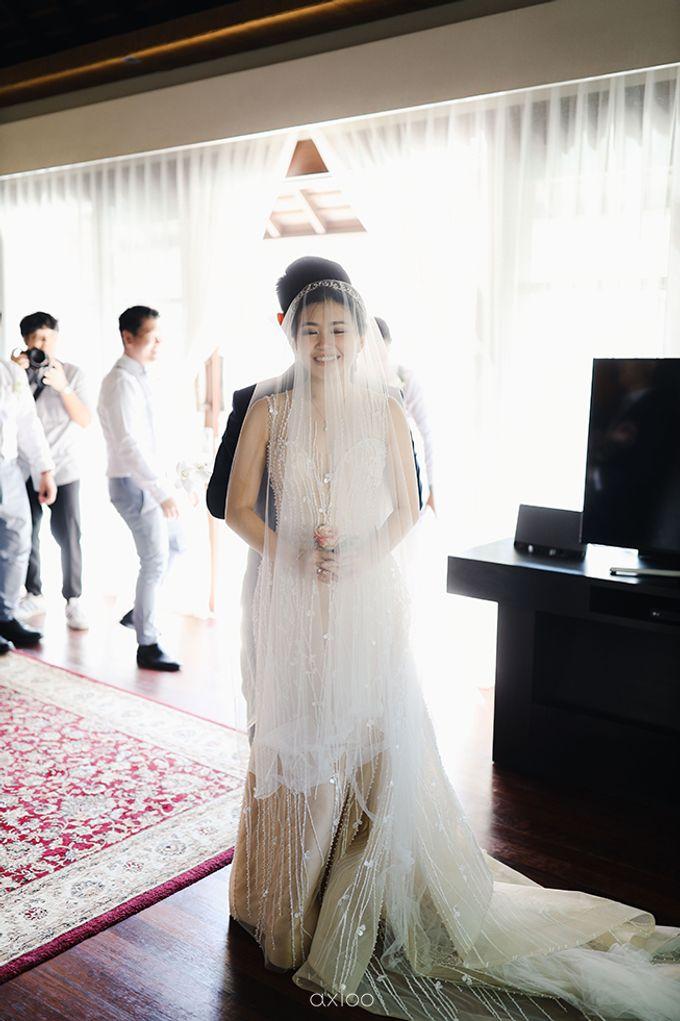 The Wedding of Asoen Wenny by Magnifica Organizer - 010