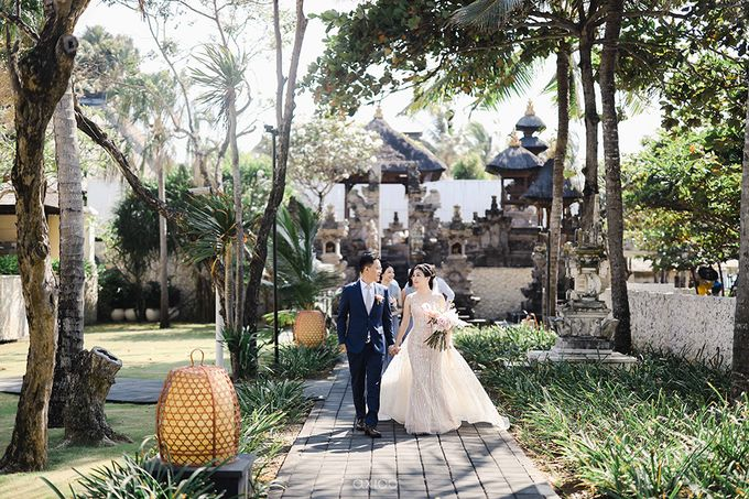 Romantic and Surprised Wedding by Magnifica Organizer - 019