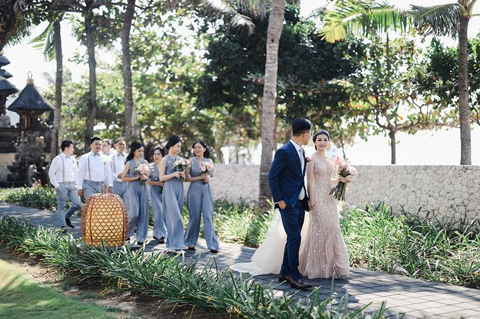 Romantic and Surprised Wedding by Magnifica Organizer - 020