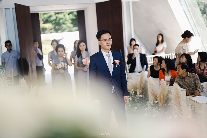 The Wedding of Asoen Wenny by Magnifica Organizer - 013