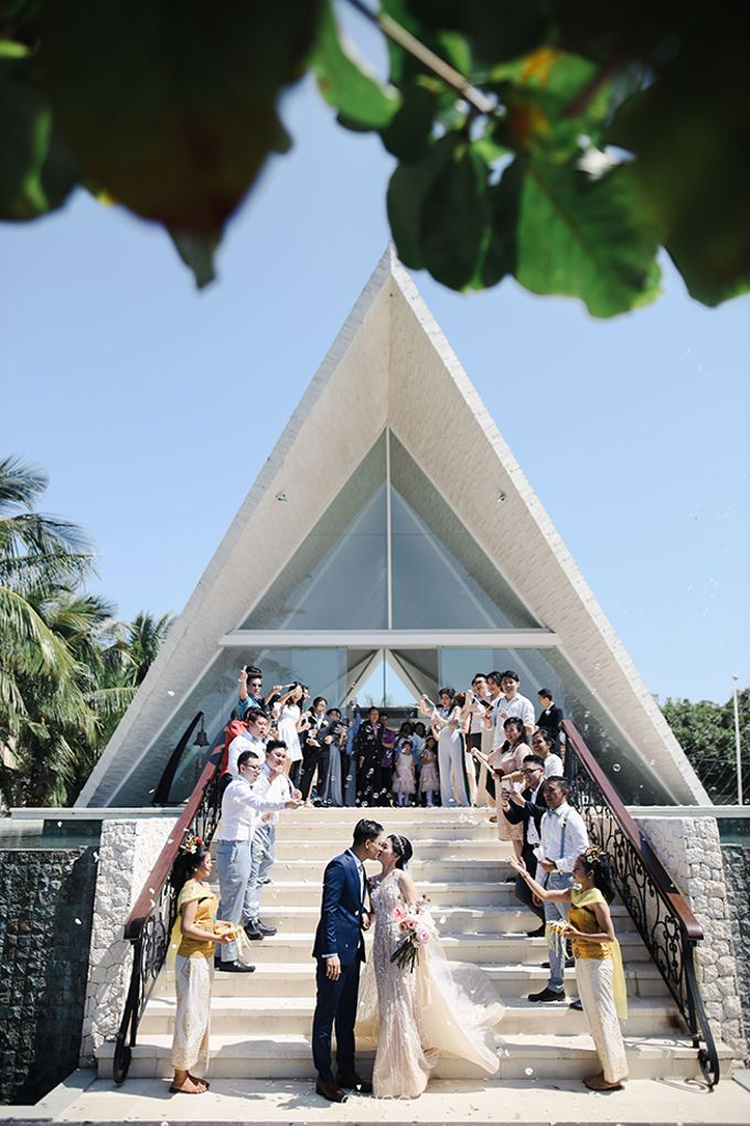The Wedding of Asoen Wenny by Magnifica Organizer - 011