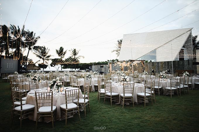 Romantic and Surprised Wedding by Magnifica Organizer - 027
