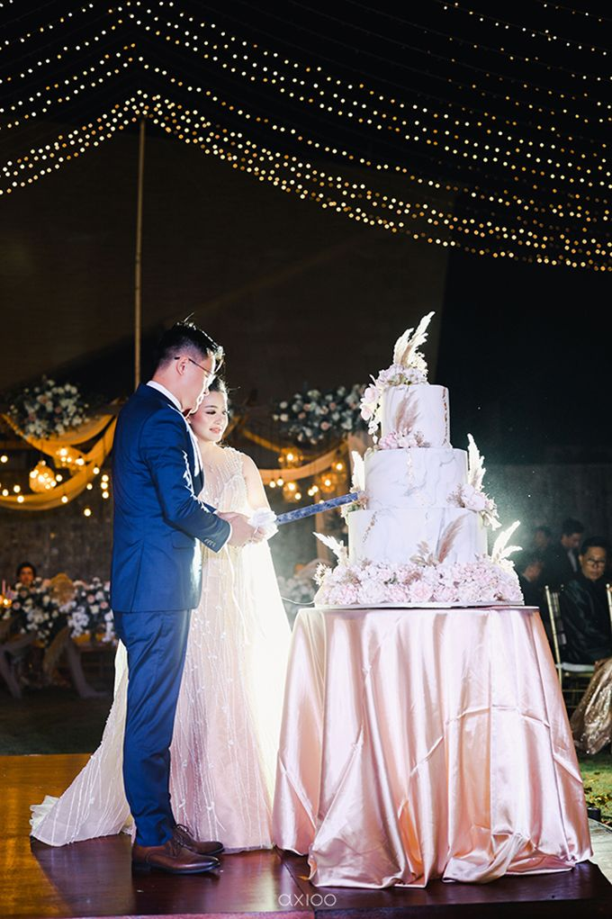 Romantic and Surprised Wedding by Magnifica Organizer - 037