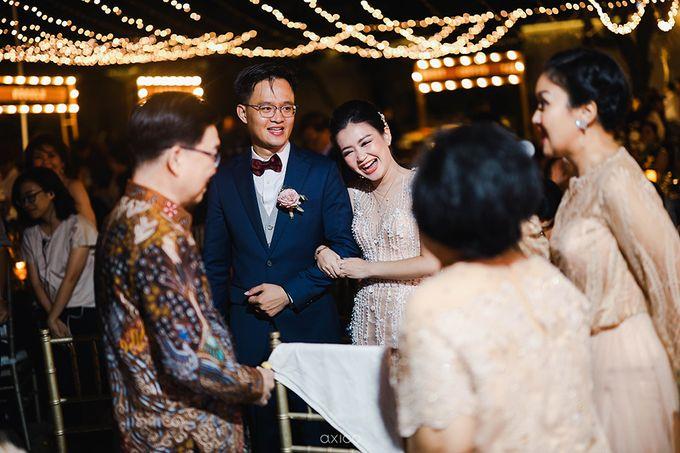 The Wedding of Asoen Wenny by Magnifica Organizer - 016