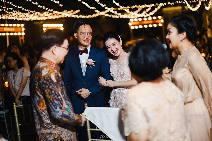 Romantic and Surprised Wedding by Magnifica Organizer - 032