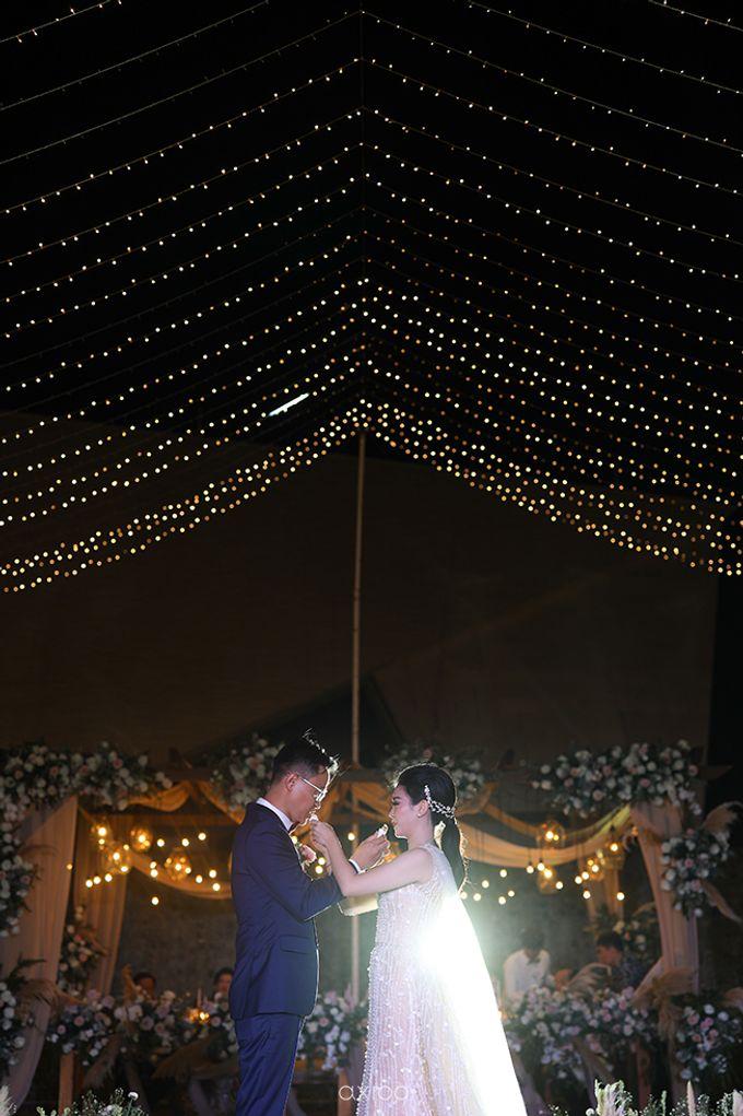 The Wedding of Asoen Wenny by Magnifica Organizer - 017