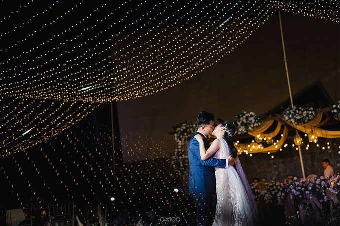 The Wedding of Asoen Wenny by Magnifica Organizer - 020