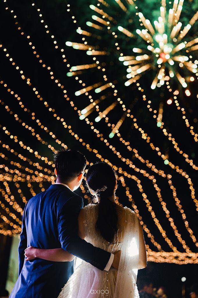 The Wedding of Asoen Wenny by Magnifica Organizer - 019