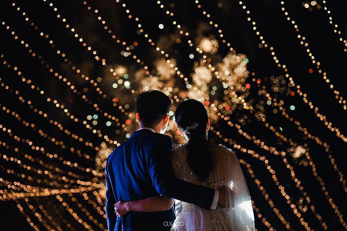 The Wedding of Asoen Wenny by Magnifica Organizer - 018