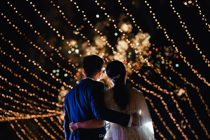 Romantic and Surprised Wedding by Magnifica Organizer - 038