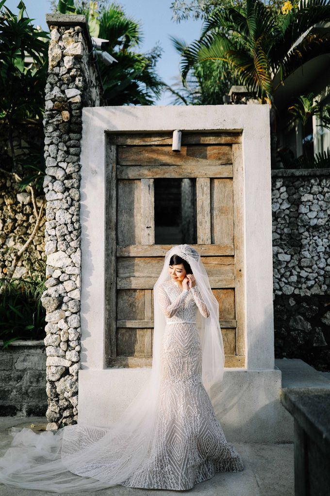 Jehnsen & Fortunata Wedding by KAMAYA BALI - 003