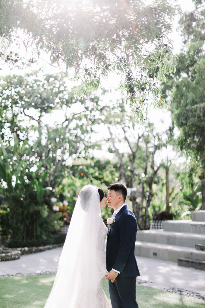 Jehnsen & Fortunata Wedding by KAMAYA BALI - 008