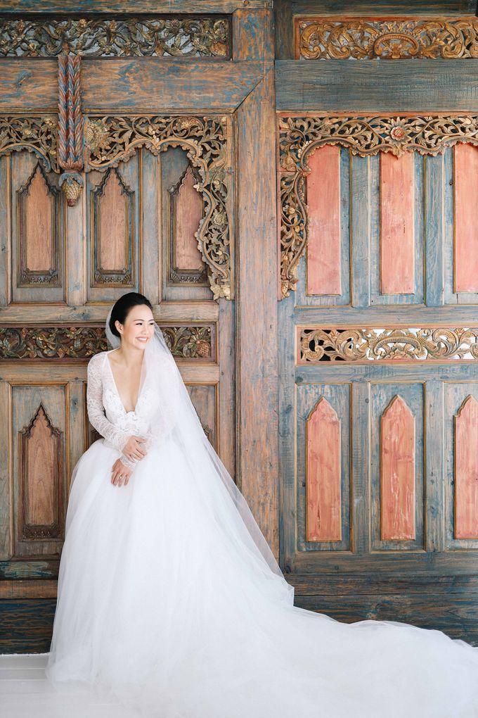 Joshua & Tiffany Wedding by Hilda by Bridestory - 008