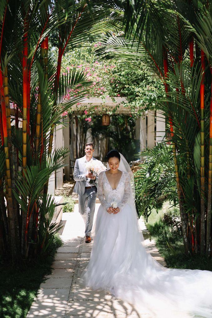 Joshua & Tiffany Wedding by Hilda by Bridestory - 009
