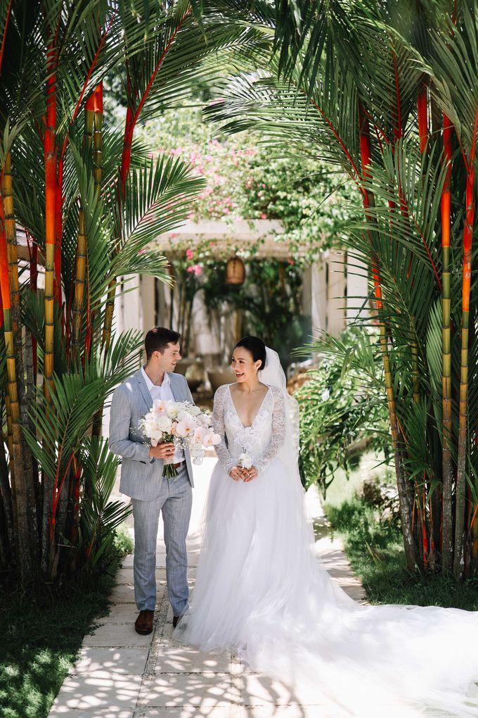 Joshua & Tiffany Wedding by Hilda by Bridestory - 013
