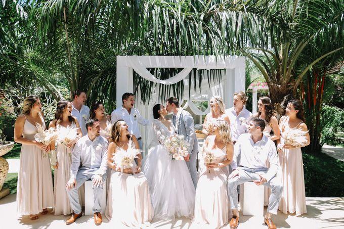 Joshua & Tiffany Wedding by Hilda by Bridestory - 014