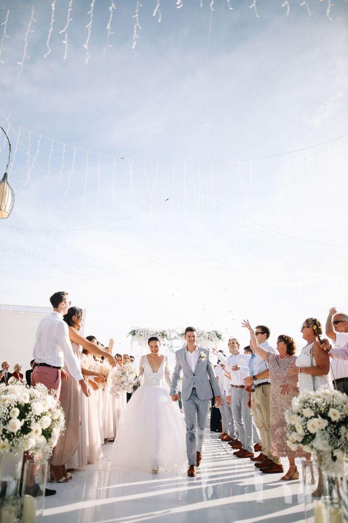 Joshua & Tiffany Wedding by Hilda by Bridestory - 018