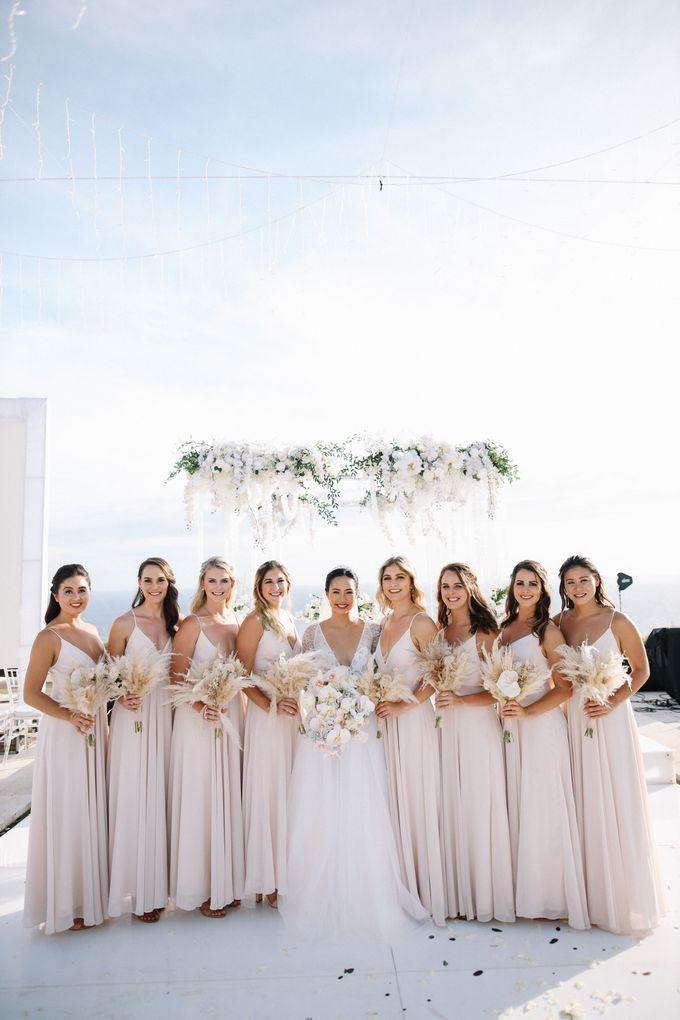 Joshua & Tiffany Wedding by Hilda by Bridestory - 019