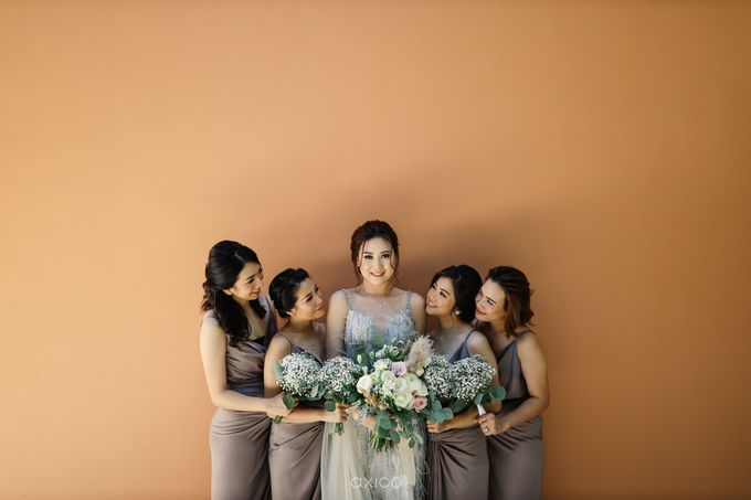 Kendrick & Angel Wedding Celebration in Bali by Lis Make Up - 011