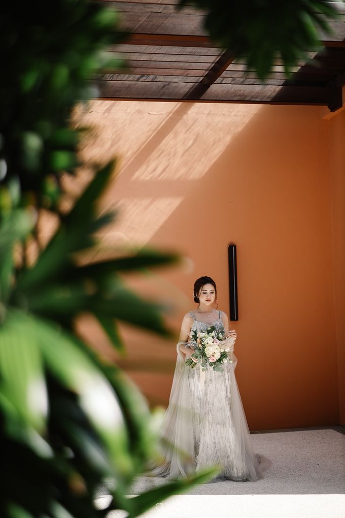 Kendrick & Angel Wedding Celebration in Bali by Lis Make Up - 008