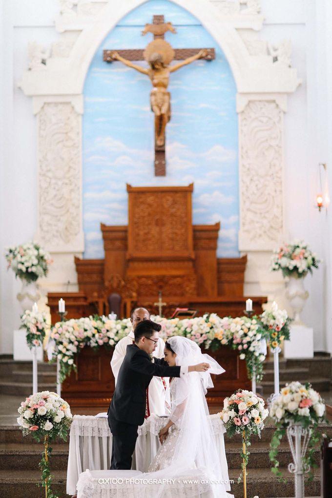 Maria & Michael by Bali Wedding Paradise - 021