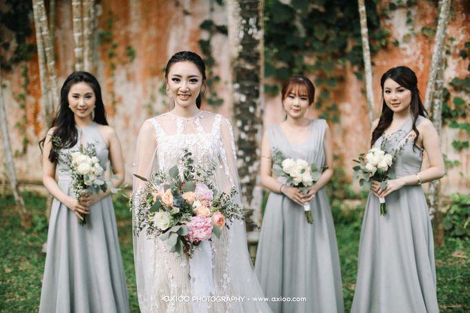 Maria & Michael by Bali Wedding Paradise - 019